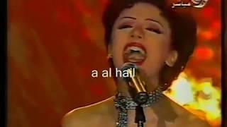 أنغام : مهرجان الدوحة 2002