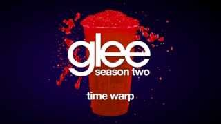 Time Warp | Glee [HD FULL STUDIO]