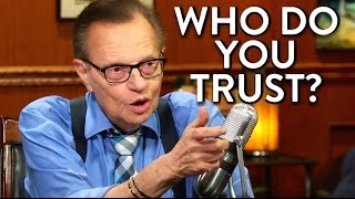The Problem with the Media | Larry King Interview
