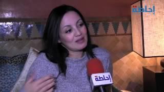 ihata.ma - سناء عكرود لمنتقديها : ديوها فأفلام المهرجان عوض قفطاني المحلول #FIFM2016