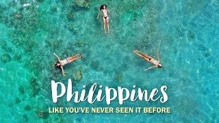 Philippines – Paradise Islands & Beaches | DJI Phantom Drone 3 4K + Osmo | 4K Video | Aeral Footage
