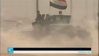 مسلحون يفاجئون الجيش العراقي على المداخل الشرقية لمدينة الموصل