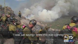 New video from the fallen Granite Mountain Hotshots