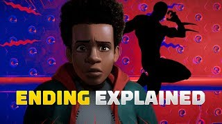 Spider-Man: Into the Spider-Verse End Credits Scene Explained