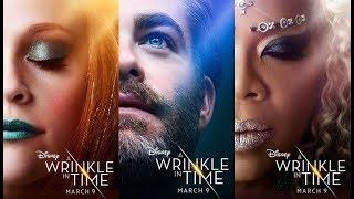 A Wrinkle in Time 💫หนังแฟนตาซีจากดิสนี่ย์ #รีวิวหนัง EP.9