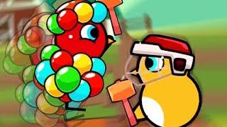 BALLOON DUCK FLIP ATTACK - Duck Life Battle - Part 2 | Pungence