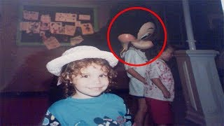 Top 15 Scary Disneyland Stories