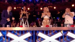 Never Seen Magic Act Blows The Judges Away | Audition 6 | Britain