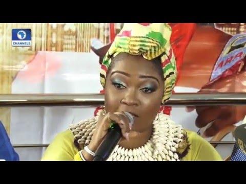 EN: Nigeria's Top Drummer, Ara, Makes Shocking Revelations About Career