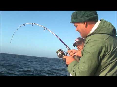 A Pesca Amadora do Pargo Mitra Sagres 2011