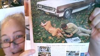 Magazine Flip Through | Better Homes and Gardens, Jan '67