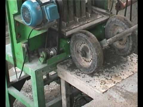 Permaq Máquina Pneumática para Blocos e Pisos