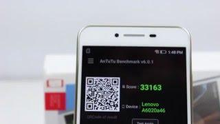 [Hindi] Lenovo Vibe K5 Plus | Benchmark Test !