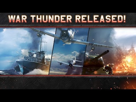 War Thunder Universe: Game Released!