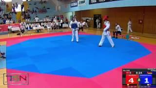 106- Klenzendorf Anna, GER vs. Ozlu Burcu, TUR 3:13