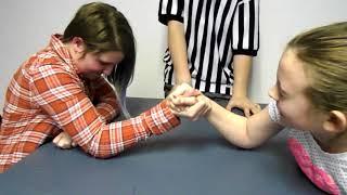 Arm Wrestling Returns to Comedy Club  1-24-18