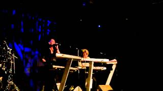 Saga - Time's Up. Live at BrewHouse Gothenburg 2012