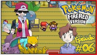 Pokémon Fire Red Let's Play #6: Conhecendo o Bill e Novos Pokés para a Gangue