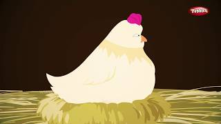 Moral Stories in English | The Hen That Laid Golden Eggs Story in English | Storytelling in English