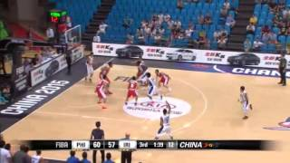 Philippines vs. Iran Highlights | 2015 FIBA ASIA CHAMPIONSHIP