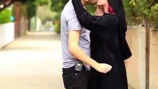 لب گرفتن مستر لب با دختر ایرانی!!!!!!!!!