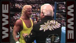 Mr. Perfect vs. Tugboat - Intercontinental Championship Match: Wrestling Challeng May 4, 1991 (Full-