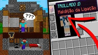 5 MANEIRAS DE TROLLAR UM NOOB NO MINECRAFT 1.11!