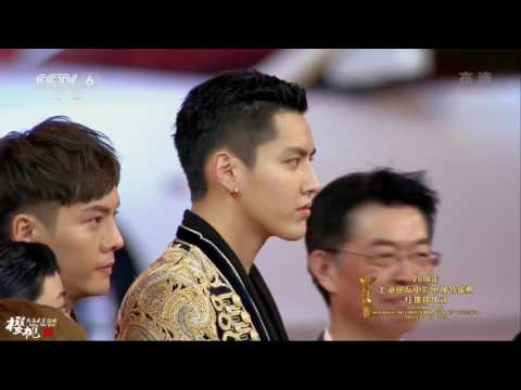 Xxx Mp4 Wu Yifan With L O R D Cast At Shanghai International Film Festival Red Carpet 160611 1080P 3gp Sex