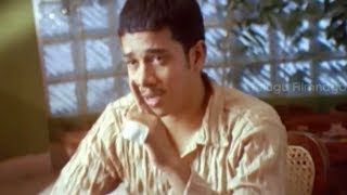 Bharath Insisting Reema Sen to play chess - Prema Chadarangam Movie Scenes - Vishal, Vivek