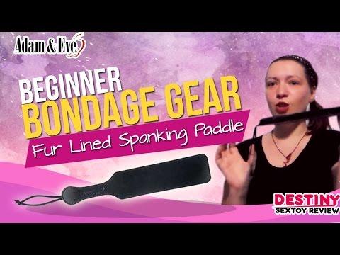 Xxx Mp4 Beginner Bondage Gear Fur Lined Spanking Paddle Kinky Bondage 3gp Sex