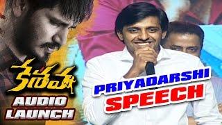 Priyadarshi Speech  @ Keshava Audio Launch| Nikhil, Ritu Varma, Sudheer Varma| Abhishek Pictures