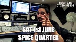 Dj Nav  Udn Music  Britasia 5th Bday  We Doin It Big Remix Launch Leeds
