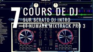Cours de DJ n°1 sur Serato : Tuto sur les fonctions de base par DJ M-RODE (vidéo de la Boite Noire)