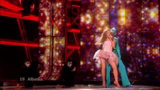 Eurovision 2009 Albania Final Live Kejsi Tola Carry Me In Your Dreams