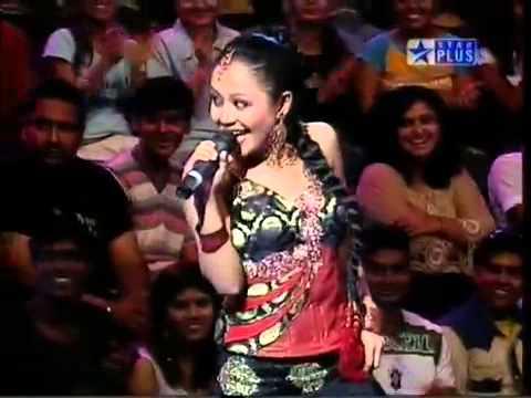 Neha Kakkar Indian Idol   An amazing singer & Performer