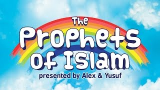 The Prophets - Presented by Alex & Yusuf - DVD