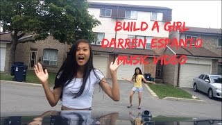 Build a Girl - Darren Espanto | non official music video
