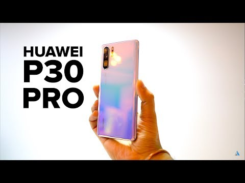 HINDI Huawei P30 Pro REVIEW and UNBOXING CAMERA GAMING BENCHMARKS