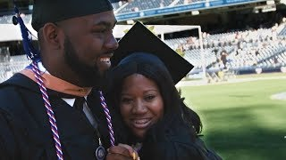 National University Husband and Wife Graduate Together
