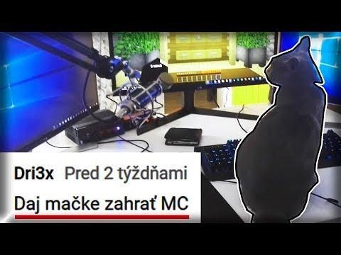 Xxx Mp4 PLNÍM VAŠE HARDCORE ÚLOHY 8 Moja Mačka Vie Hrať Minecraft 3gp Sex