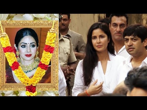 Xxx Mp4 Katrina Kaif GETS Emotional After Seeing Sridevi Funeral 3gp Sex