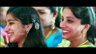 sreenivasan saranya wedding highlights