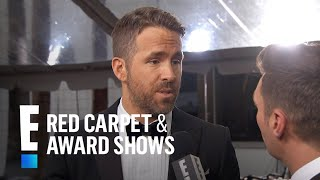 """Ryan Reynolds Says """"Deadpool"""" Took 11 Years to Make 