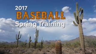 Spring Training - Direct flights from Monterey to Phoenix