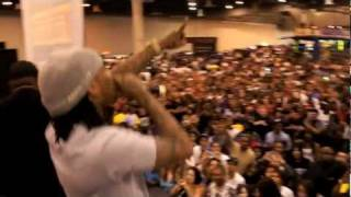 Waka Flocka Flame Karma 2011 Houston Texas DUB Show