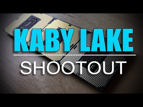 Is Kaby Lake worth it Gaming Benchmarks