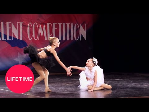 "Dance Moms: Dance Digest - ""Black Swan"" (Season 1)   Lifetime"