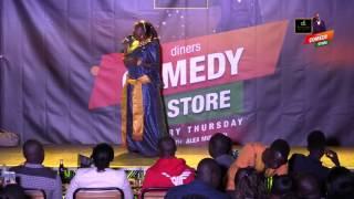 Alex Muhangi 2016 Presents Comedy Store - SSENGA NANTUME Part 2