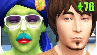 Wir ERSCHAFFEN einen Alien-Sim. ☆ Sims 4