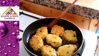 Patates Köftesi Yapımı İzleyin Görün? - Pratik Yemek Tarifleri